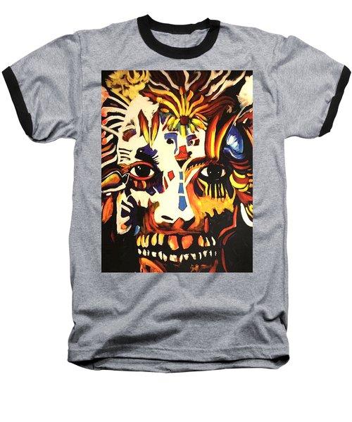 Mardi Gras Spirit 2013 Baseball T-Shirt
