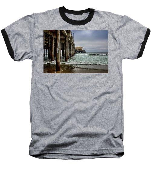 Mariasol On The Pier 2 Baseball T-Shirt