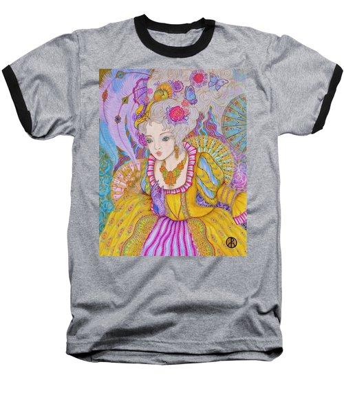 Marie Antoinette Baseball T-Shirt