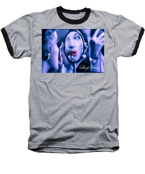 Marilyn Monroe - Looking Into Your Soul Baseball T-Shirt