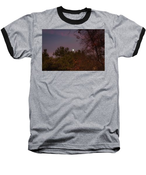 Marvelous Moonrise Baseball T-Shirt