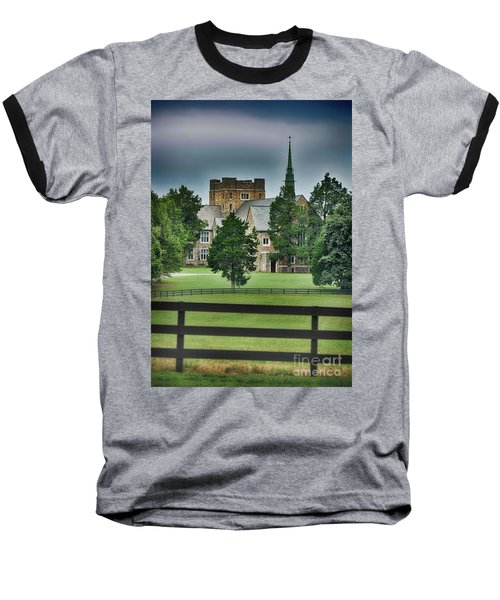 Mary Hall, Berry College Baseball T-Shirt