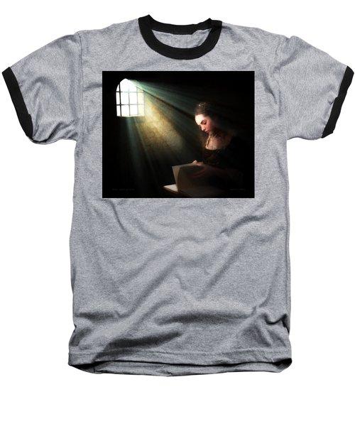 Mary, Queen Of Scots Baseball T-Shirt