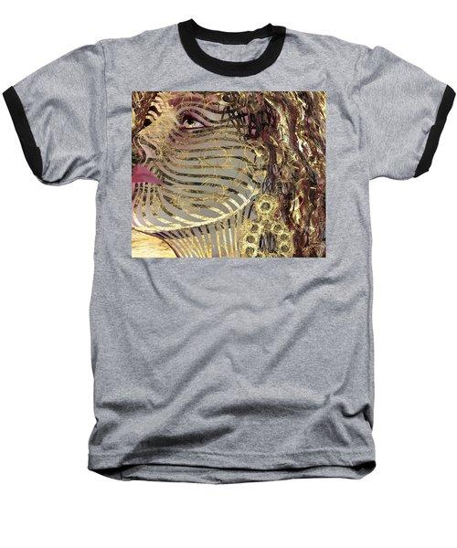 Mask What Hides 2 Baseball T-Shirt