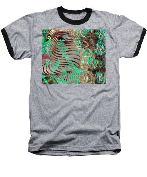 Mask What Hides 3 Baseball T-Shirt
