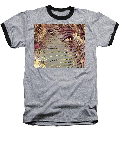 Mask What Hides 4 Baseball T-Shirt