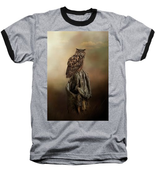 Master Of The Forest Baseball T-Shirt