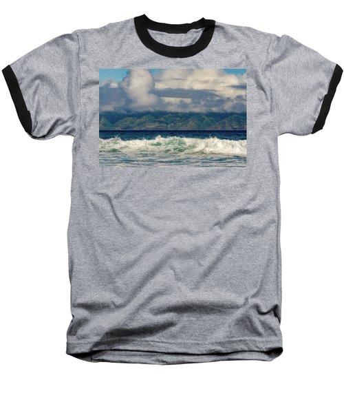 Maui Breakers II Baseball T-Shirt