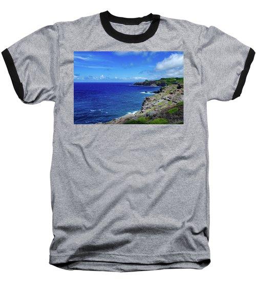 Maui Coast Baseball T-Shirt