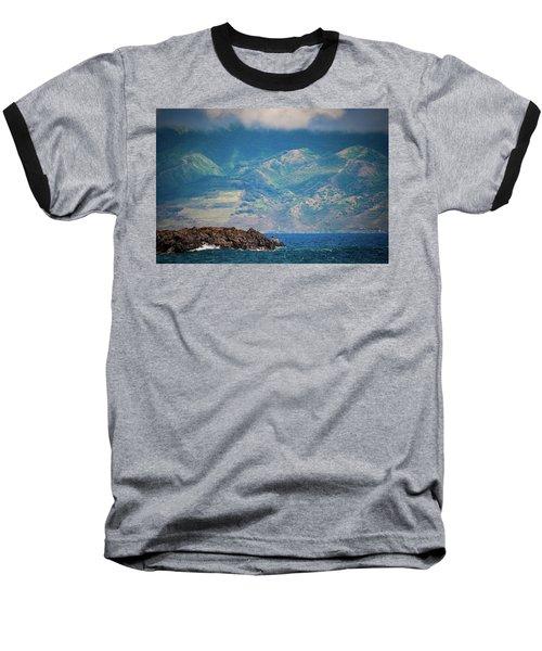 Maui Fisherman Baseball T-Shirt