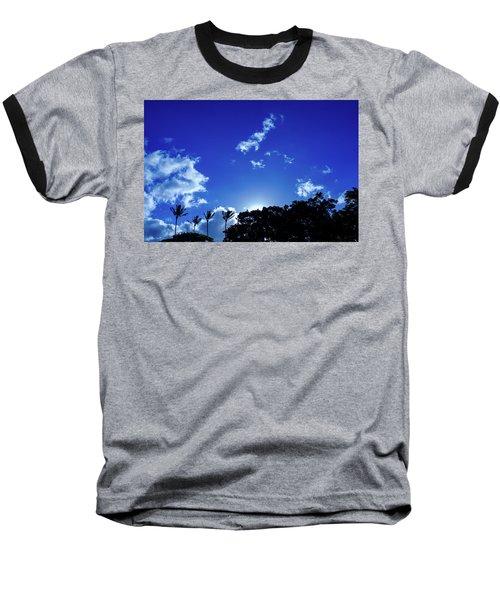 Maui Sky Baseball T-Shirt