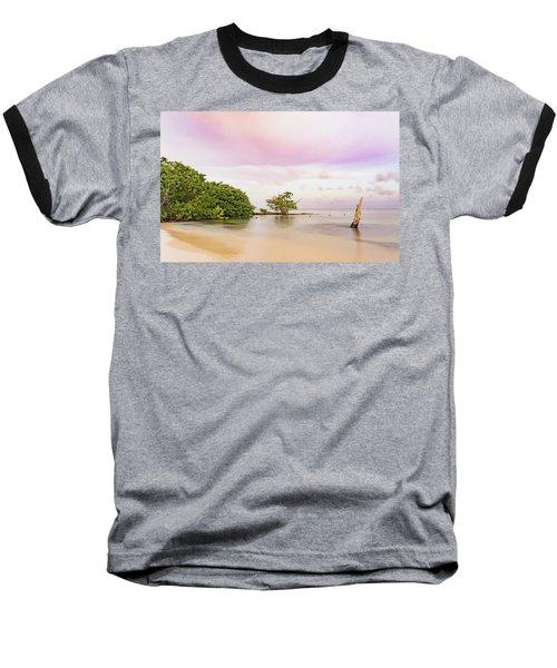 Mayan Sea Baseball T-Shirt