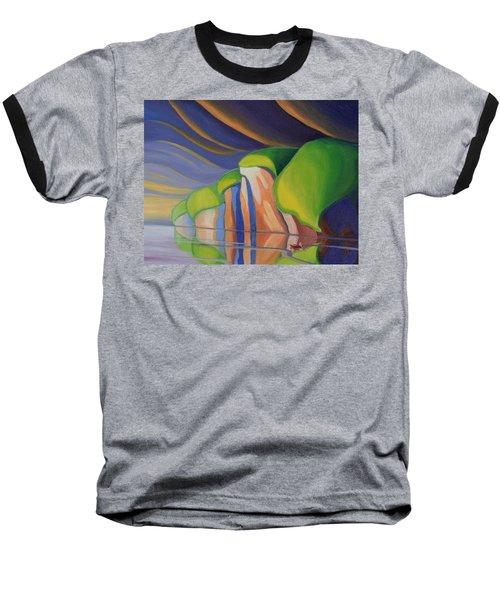 Mazinaw Rock I Baseball T-Shirt