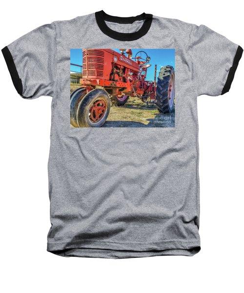 Mccormick Farmall Baseball T-Shirt