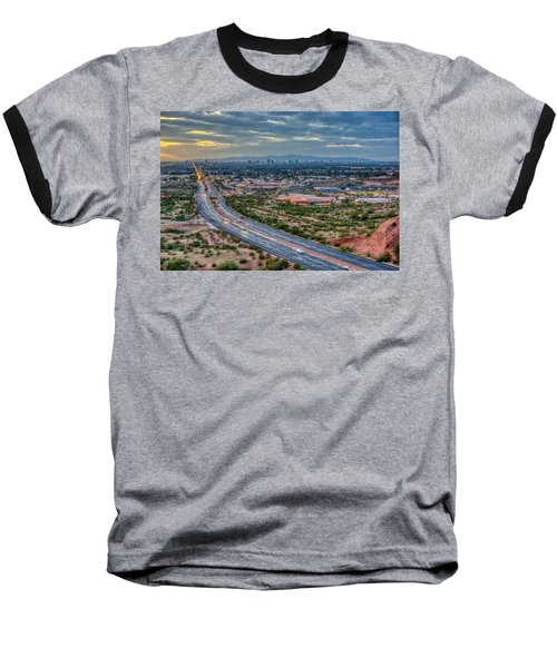 Mcdowell Road Baseball T-Shirt