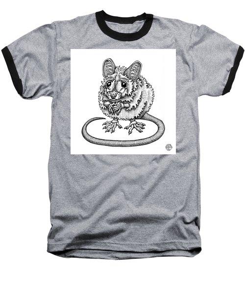 Meadow Jumping Mouse Baseball T-Shirt