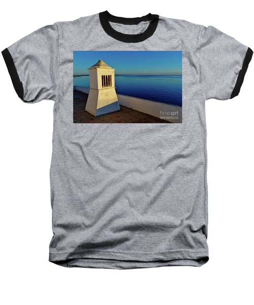 Mediterranean Chimney II. Portugal Baseball T-Shirt