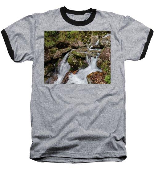 Medium Cascade Baseball T-Shirt