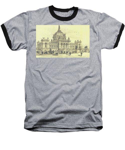 Memorial Hall, Centennial Baseball T-Shirt