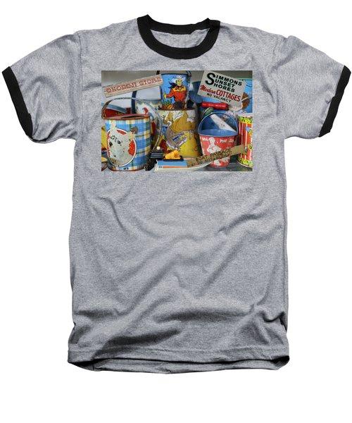 Memories Of Iowa Great Lakes Baseball T-Shirt