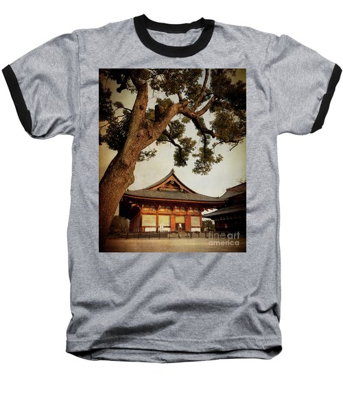 Memories Of Japan 3 Baseball T-Shirt