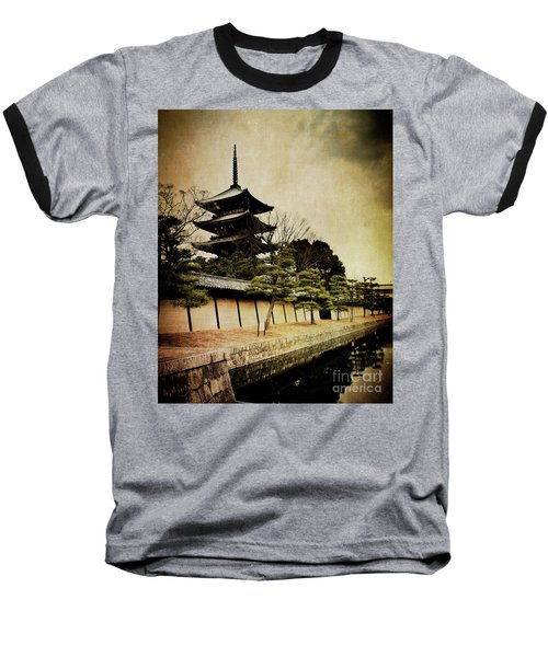 Memories Of Japan 4 Baseball T-Shirt