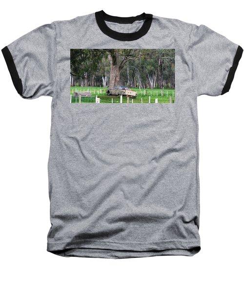 Memories Of The Farm Baseball T-Shirt