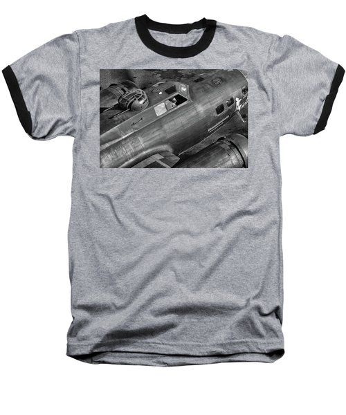 Memphis Belle From On High Baseball T-Shirt