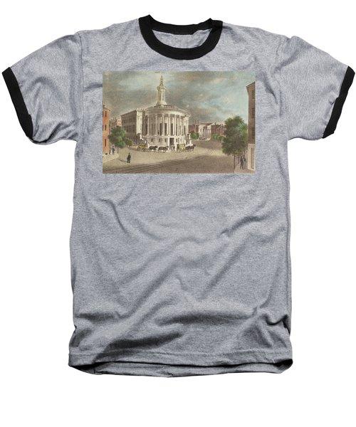 Merchants Exchange, 1838 Baseball T-Shirt