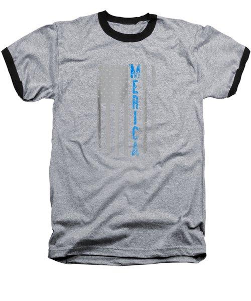 'merica American Flag Vintage Men Women Gift 2018 T-shirt Baseball T-Shirt