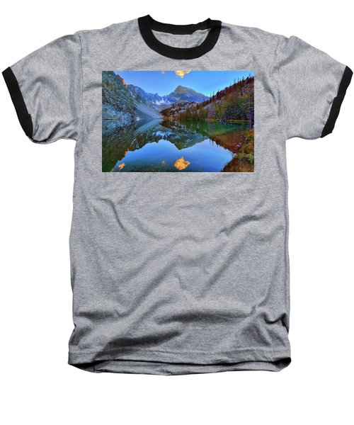 Merriam Mirror Baseball T-Shirt