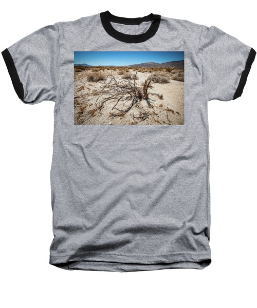 Mesquite In The Desert Sun Baseball T-Shirt