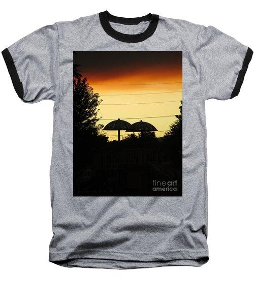 Metallic Love Baseball T-Shirt