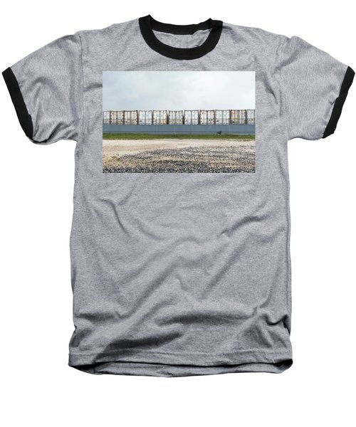 Miami Topographics 15 Baseball T-Shirt