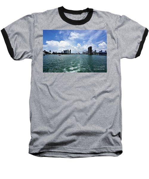 Miami2 Baseball T-Shirt