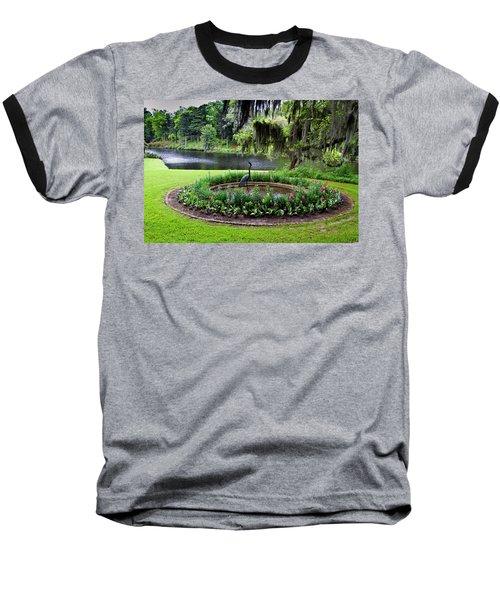 Middleton Gardens Mill Pond Baseball T-Shirt