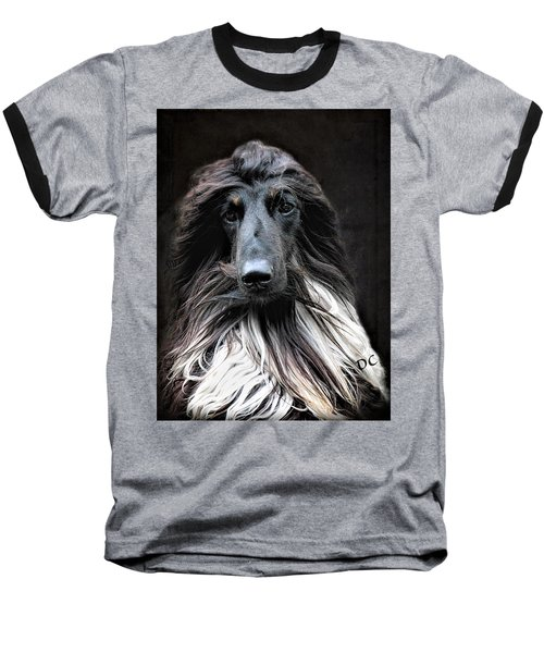 Midnight Jazz Baseball T-Shirt