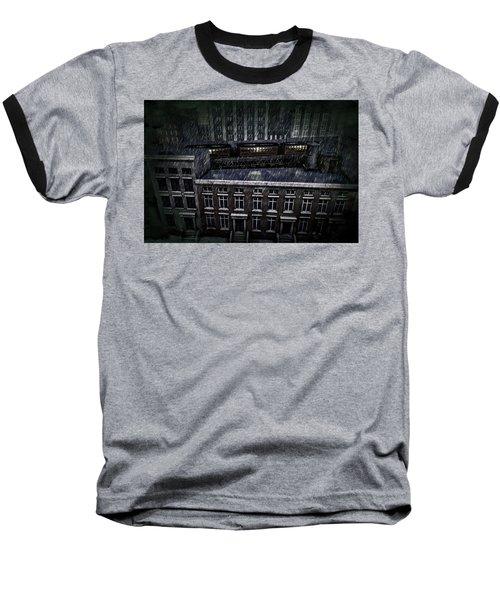 Midnight Train Baseball T-Shirt