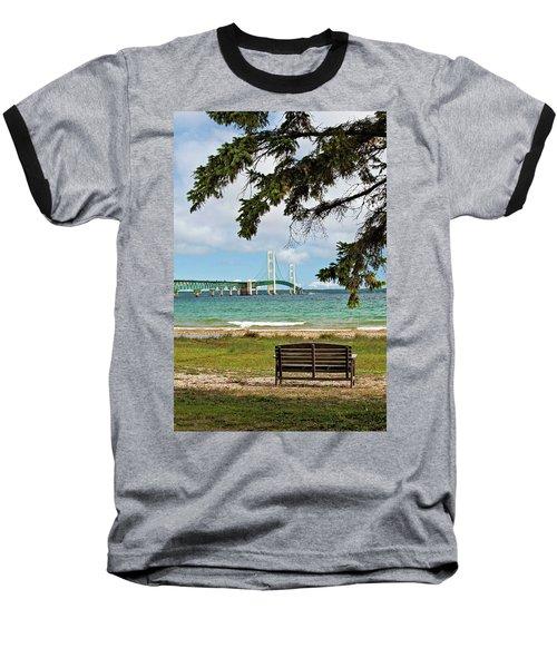 Mighty Mac Baseball T-Shirt