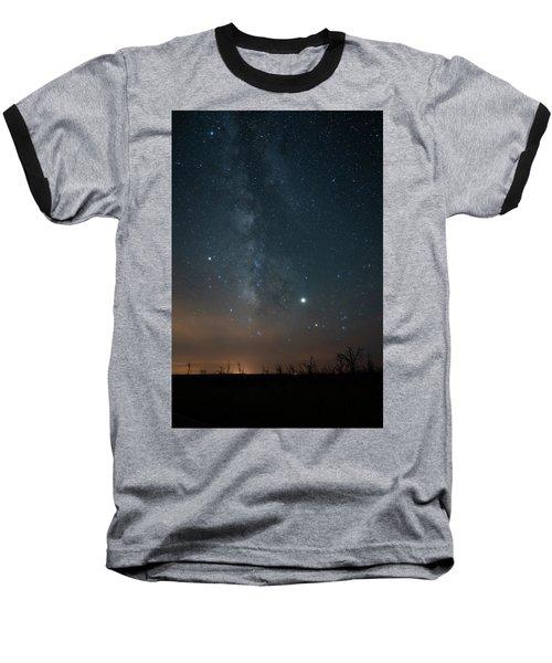 Milky Mesa Baseball T-Shirt