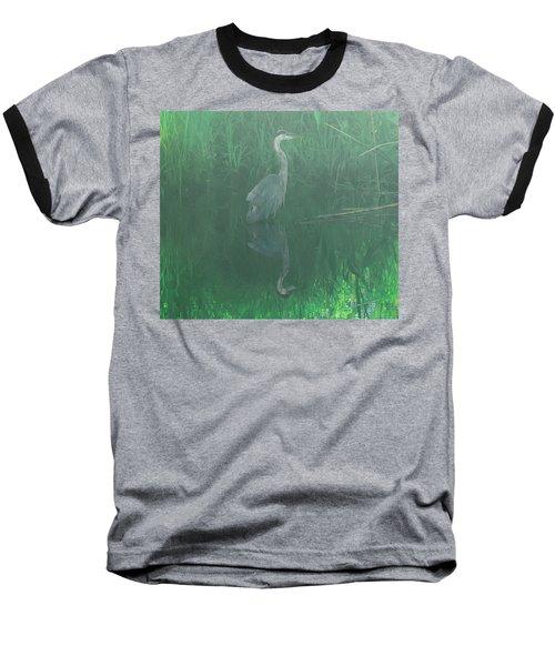 Mirror Image Baseball T-Shirt