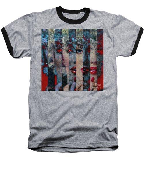 Mmarilyn 132 Q Sis Baseball T-Shirt