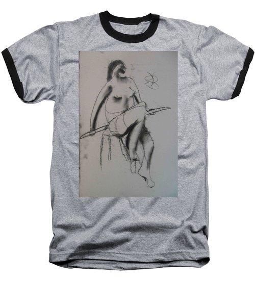 model named Chieh three Baseball T-Shirt