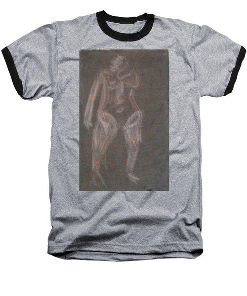 Model Named Helene Four Baseball T-Shirt