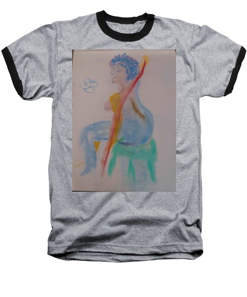 model named Helene two Baseball T-Shirt