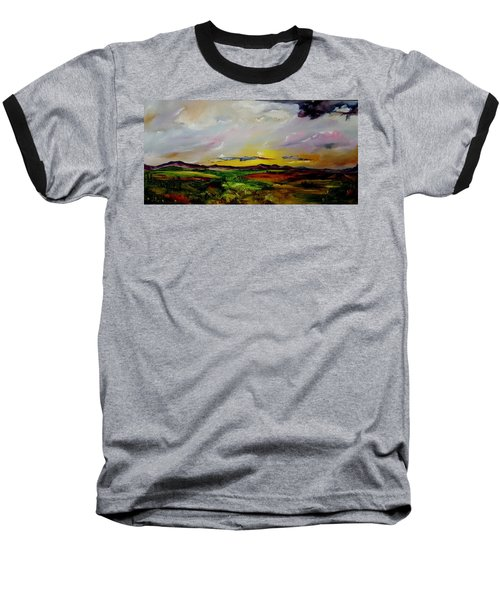 Montana Summer Storms        5519 Baseball T-Shirt