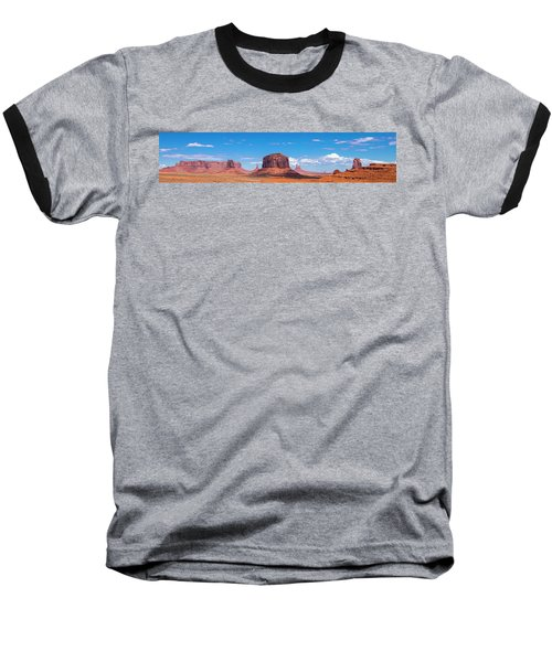 Monument Lookout Baseball T-Shirt