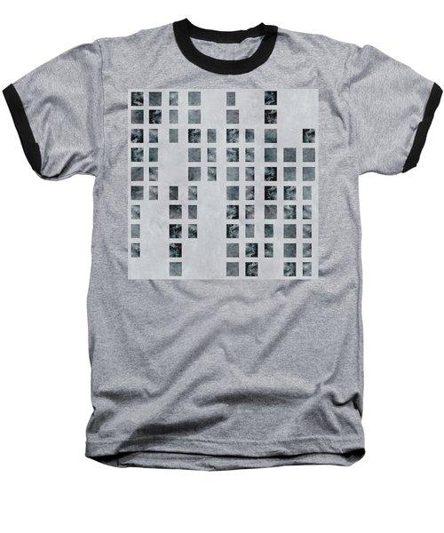 Moody Blues Data Pattern Baseball T-Shirt