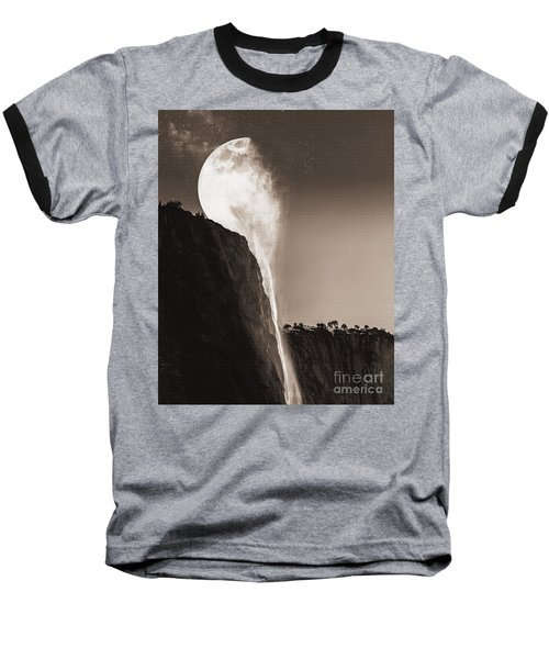 Moonfall Baseball T-Shirt