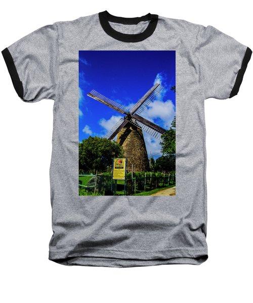 Morgan Lewis Mill Baseball T-Shirt